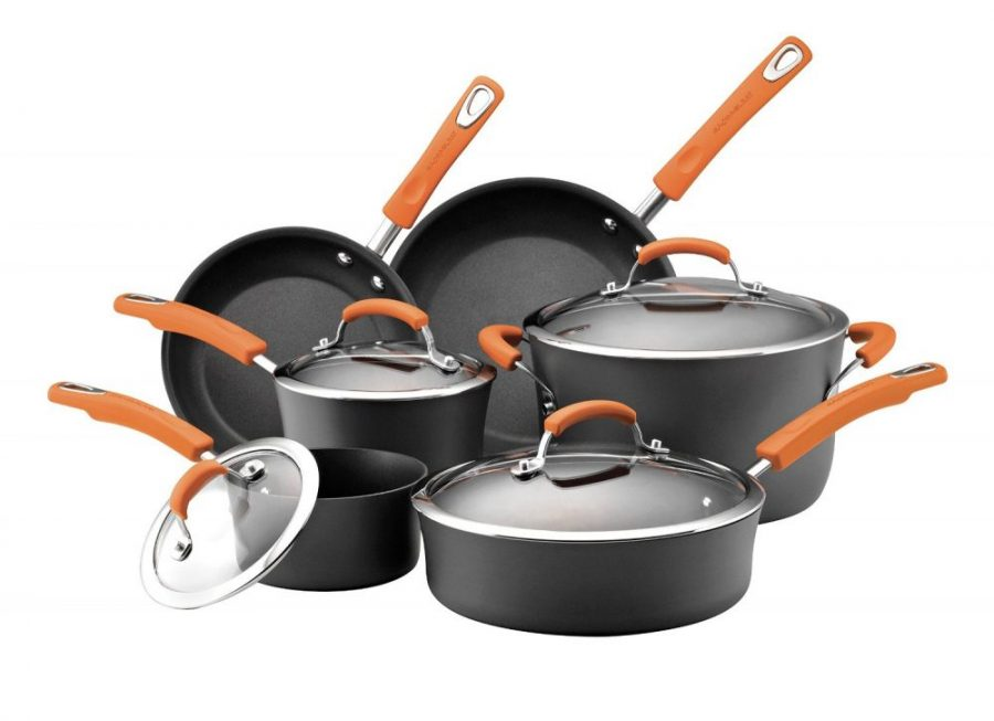 Rachael Ray Hard Anodized Cookware Review