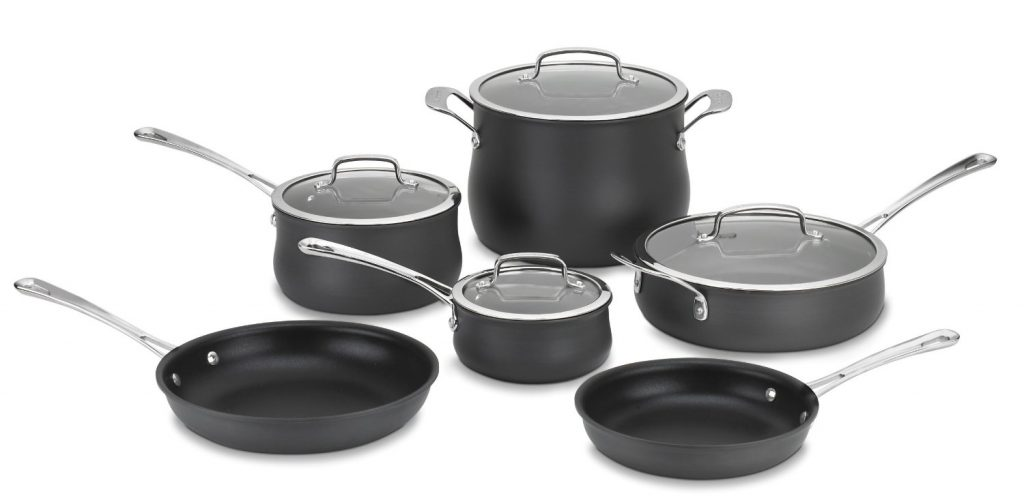 Cuisinart Hard Anodized Cookware