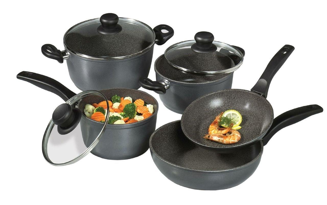 STONELINE Nonstick Stone Cookware Review