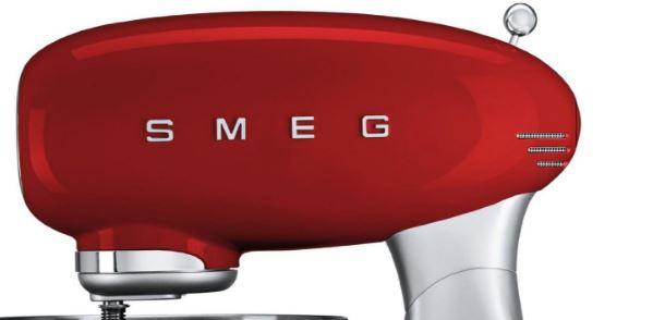 Smeg 5-Quart Stand Mixer Review