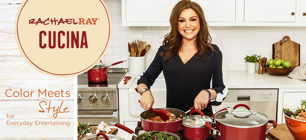 Rachael Ray Cucina Hard Anodized Cookware Review