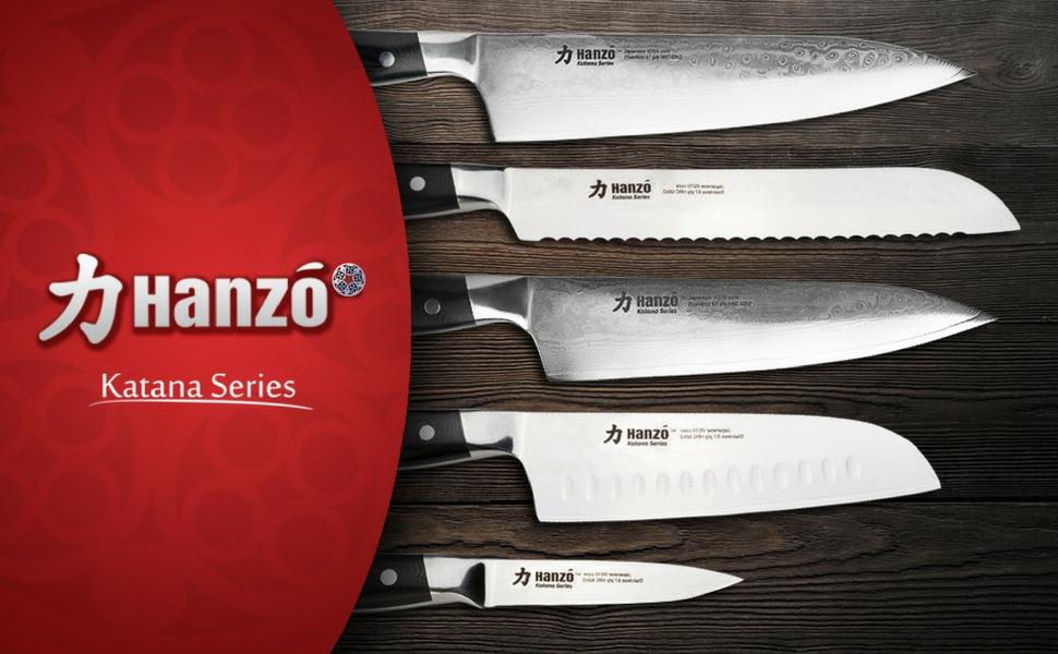 Hanzo Katana Series