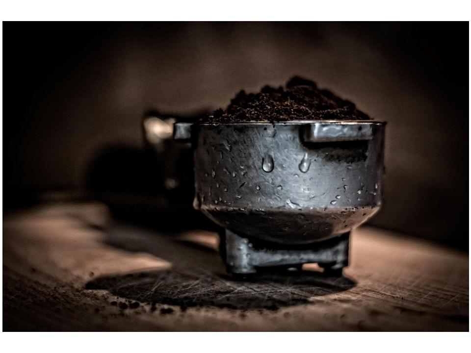Don't Use Old Grounds to make coffee