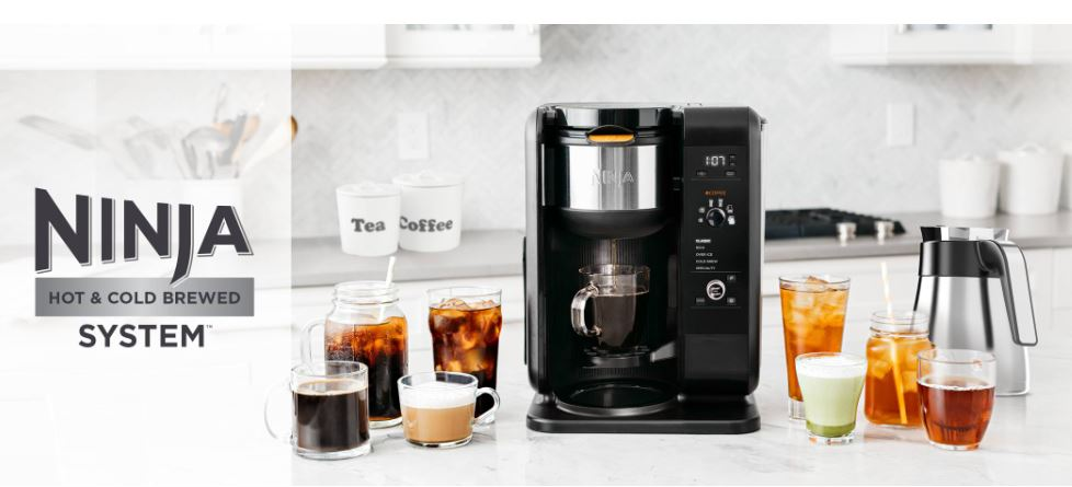 Ninja Hot And Cold Brew System The Cookingpot Com